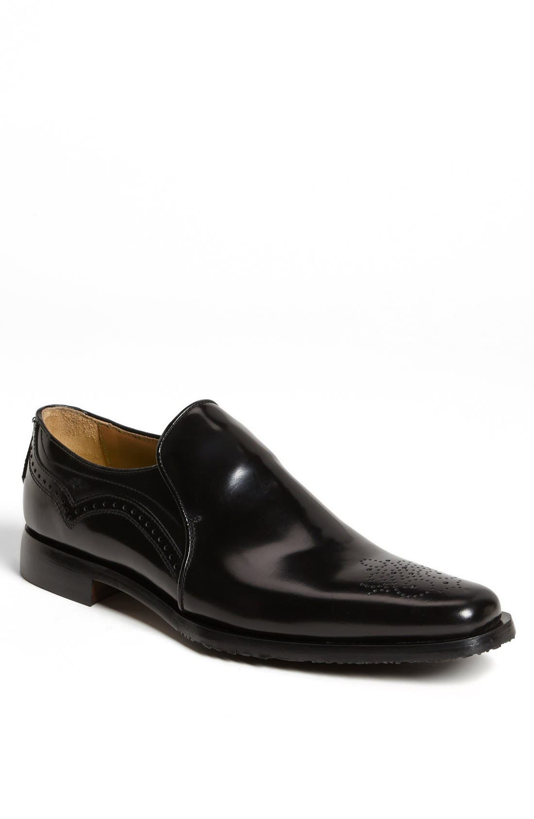 Alternate Image 1 Selected - Oliver Sweeney 'Ofano' Medallion Toe Loafer