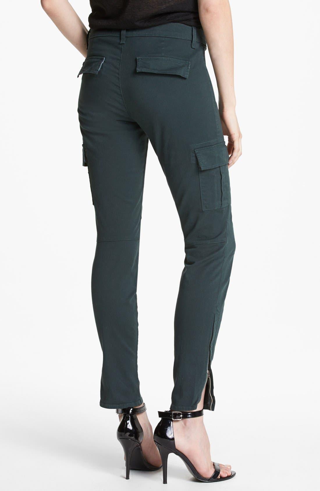 Alternate Image 2  - J Brand '1550 Grayson' Skinny Cargo Pants