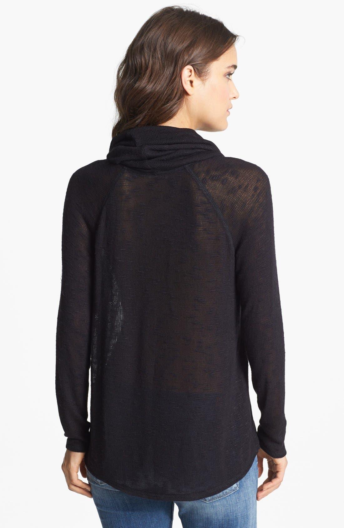 Alternate Image 2  - Soft Joie 'Wayne' Cowl Neck Sweater