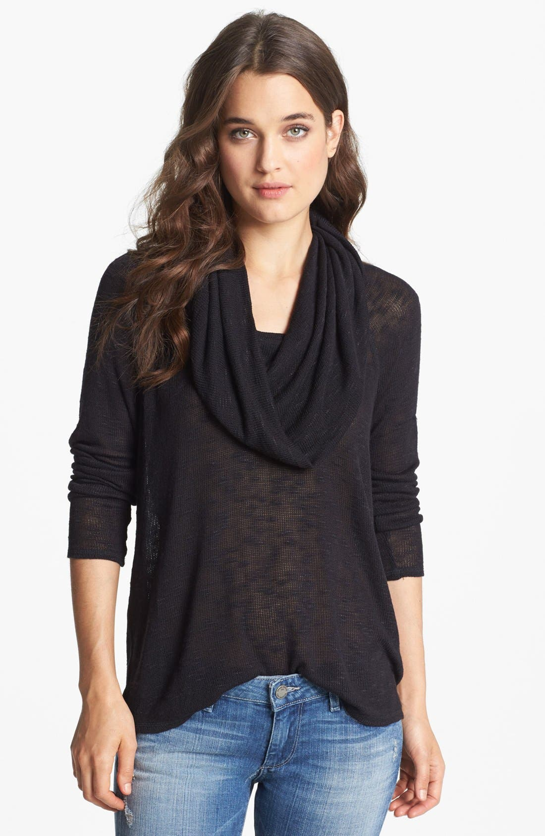 Main Image - Soft Joie 'Wayne' Cowl Neck Sweater