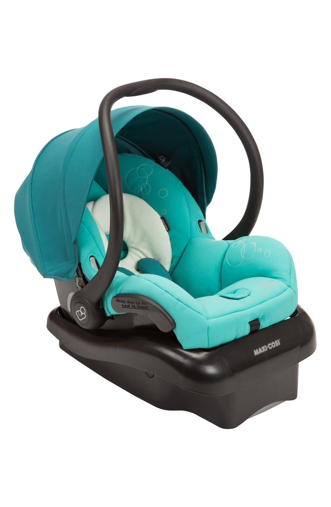 Mico AP Infant Car Seat & Base,                         Main,                         color, Treasured Green