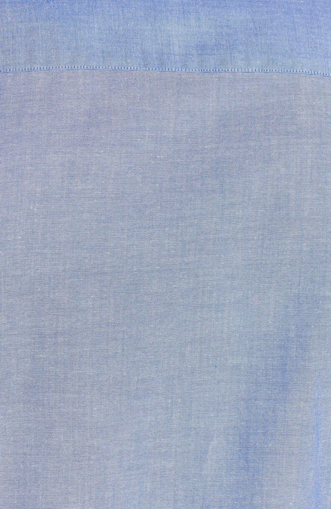 Alternate Image 3  - Moods of Norway 'Arne Vik' Slim Fit Sport Shirt