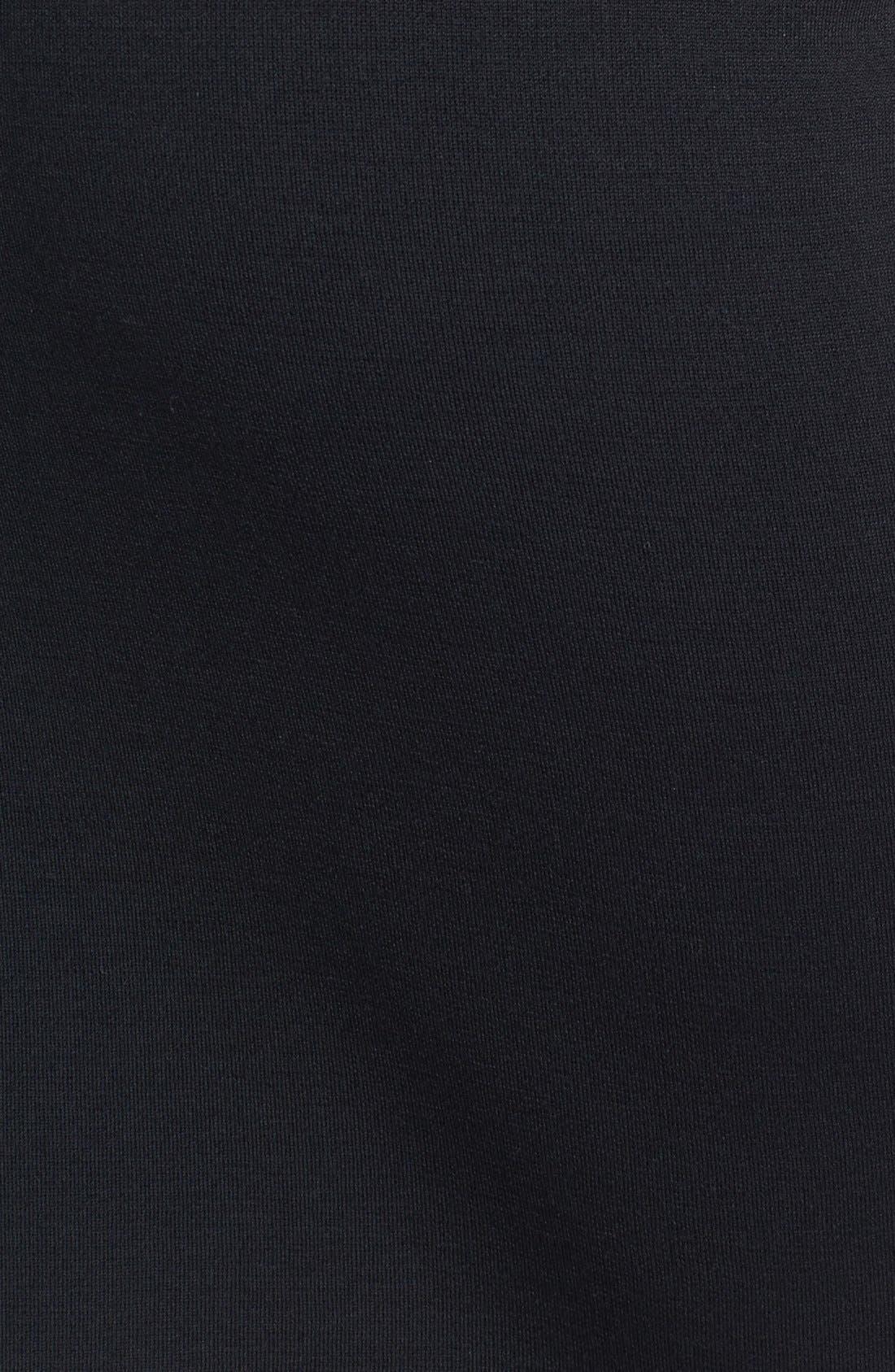 Alternate Image 5  - St. John Collection Side Stripe Milano Knit Pencil Skirt