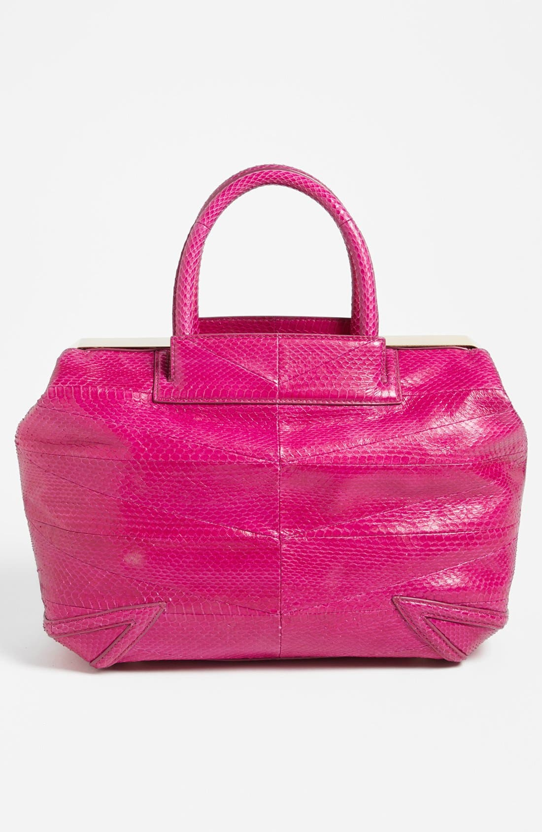 Alternate Image 4  - B Brian Atwood 'Sophia' Leather Satchel