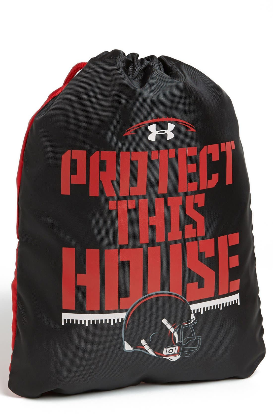 Alternate Image 1 Selected - Under Armour 'Ozzie' Drawstring Backpack (Boys)