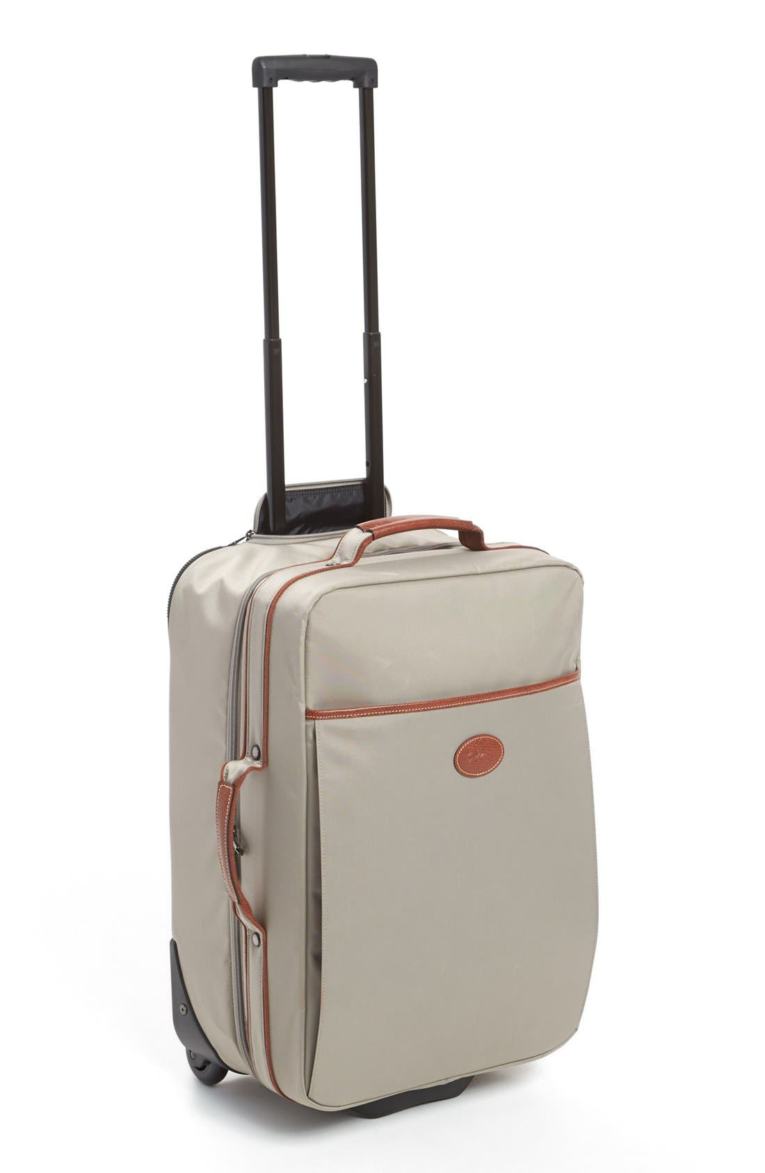 Main Image - Longchamp 'Le Pliage' Wheeled Carry-On (21 Inch)