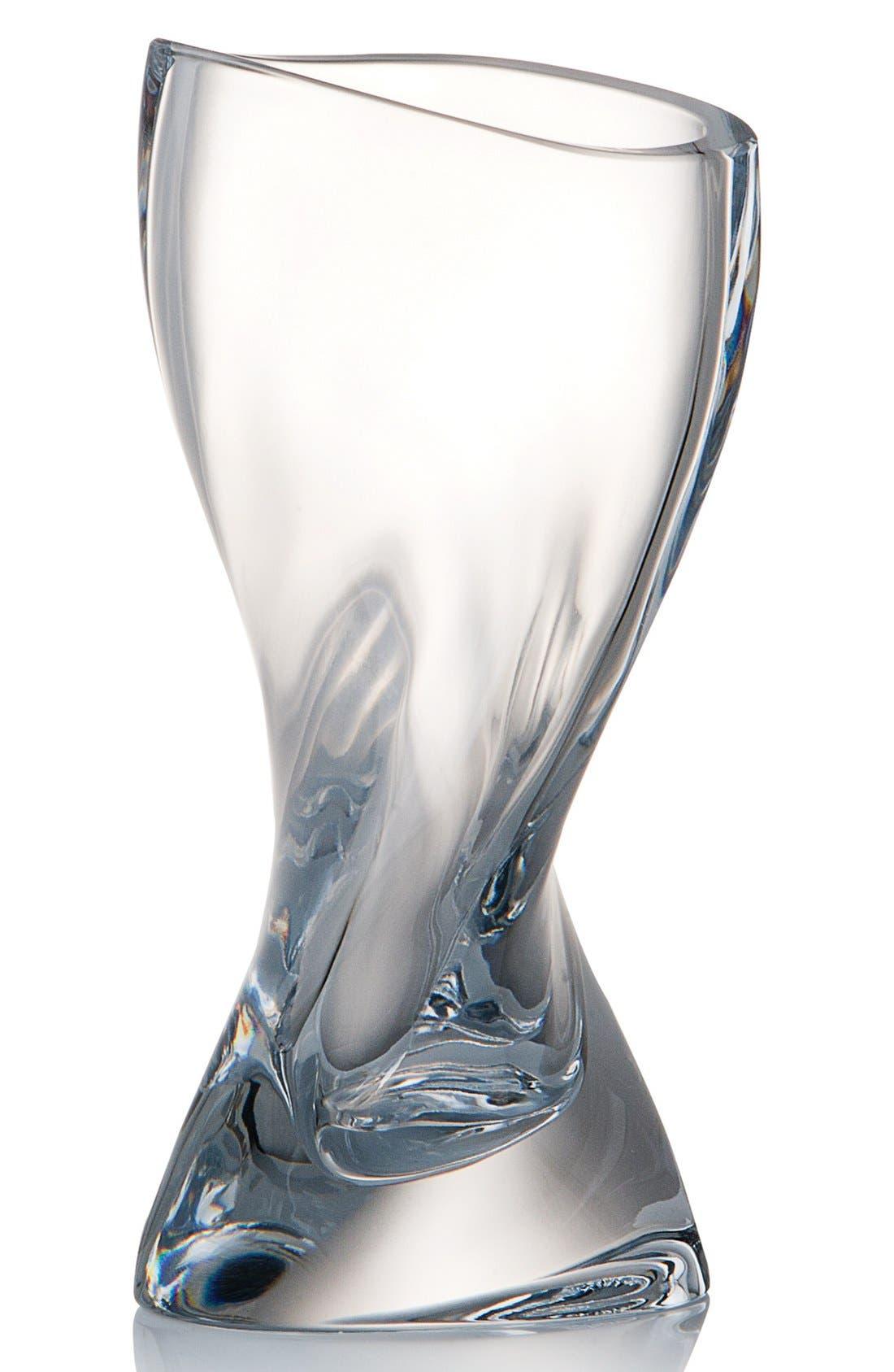 Alternate Image 1 Selected - Nambé 'River' Vase, Small