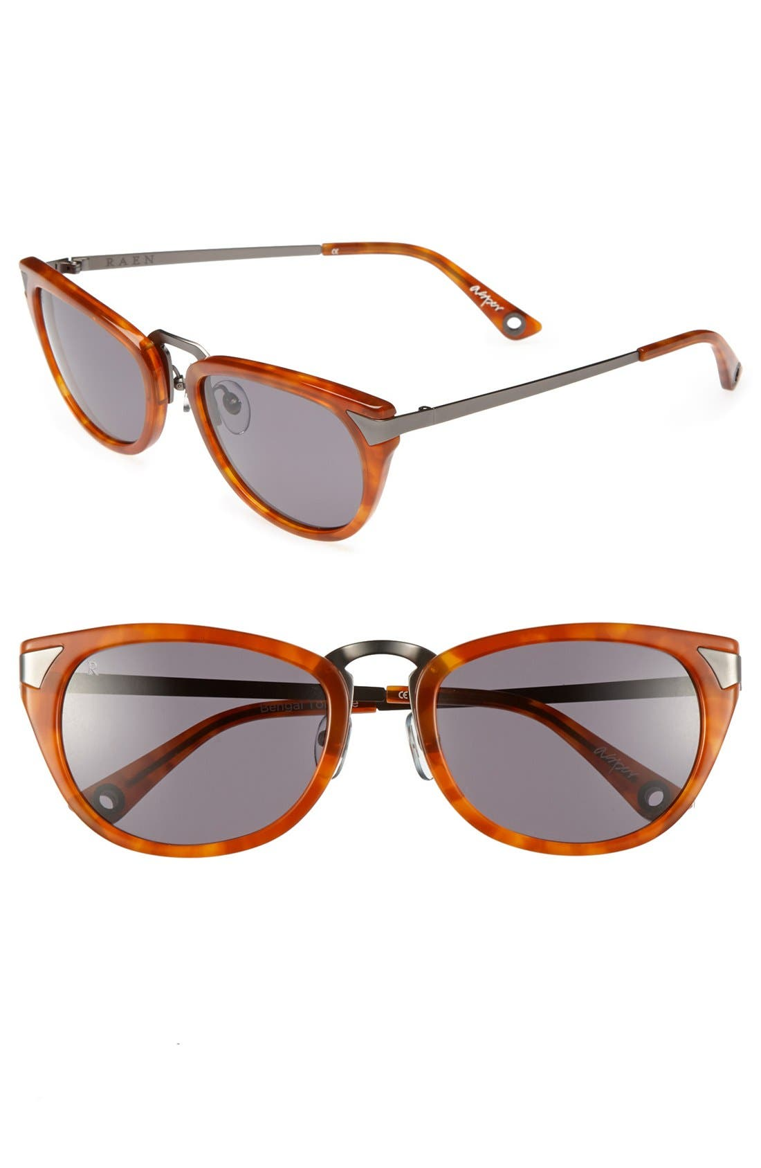 Alternate Image 1 Selected - RAEN 'Asper' 53mm Sunglasses