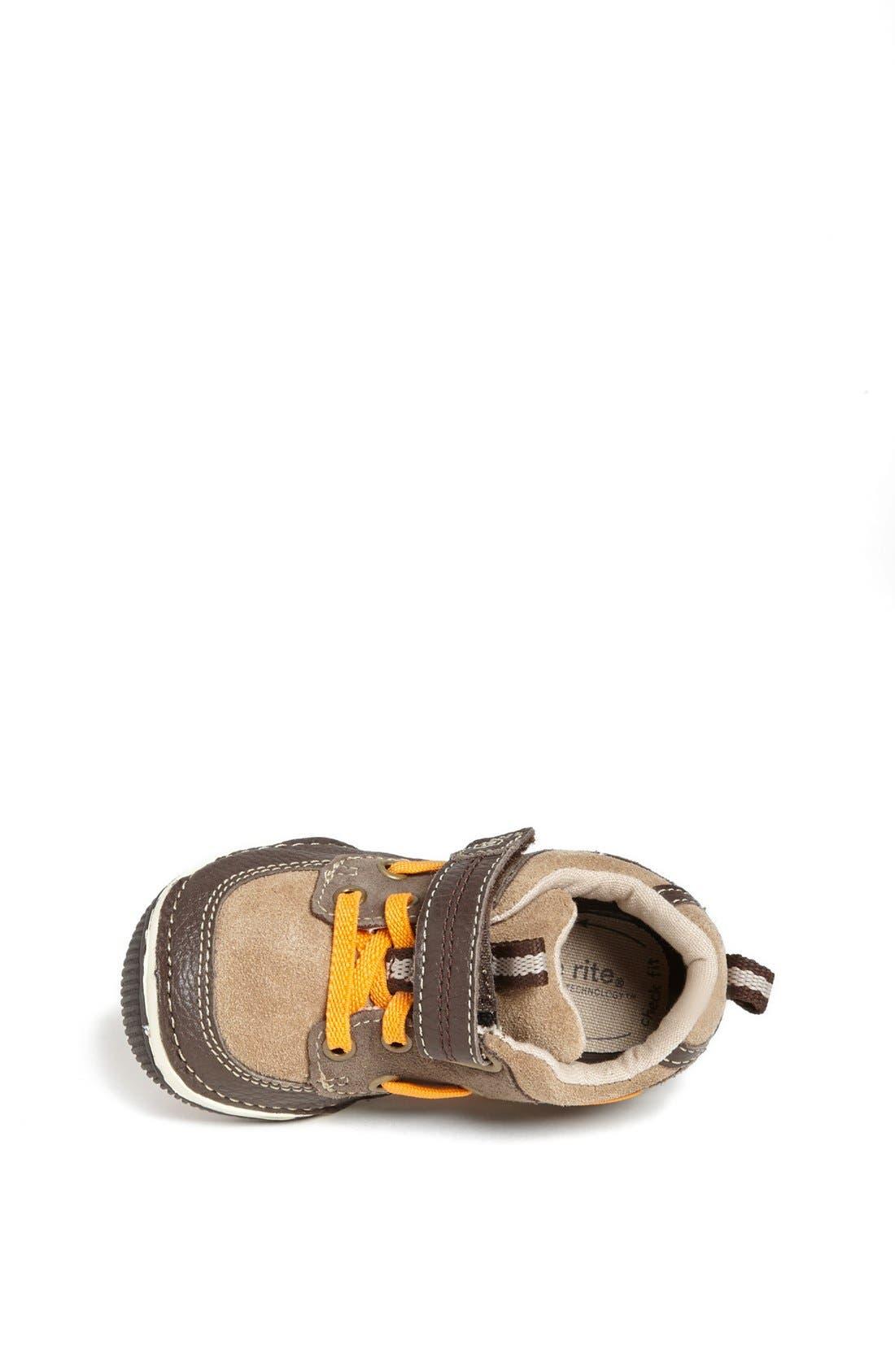 Alternate Image 3  - Stride Rite 'Mosby' Sneaker (Baby, Walker & Toddler)