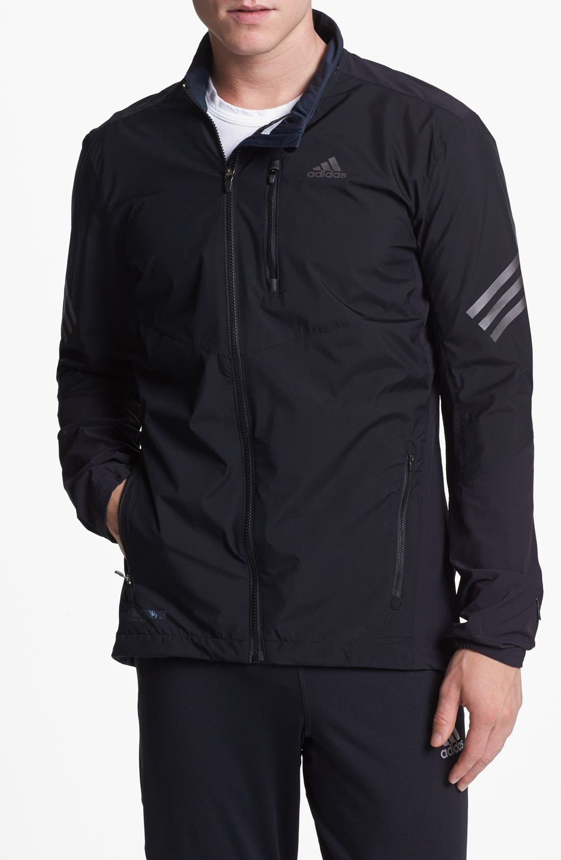 Alternate Image 1 Selected - adidas 'Supernova' Track Jacket