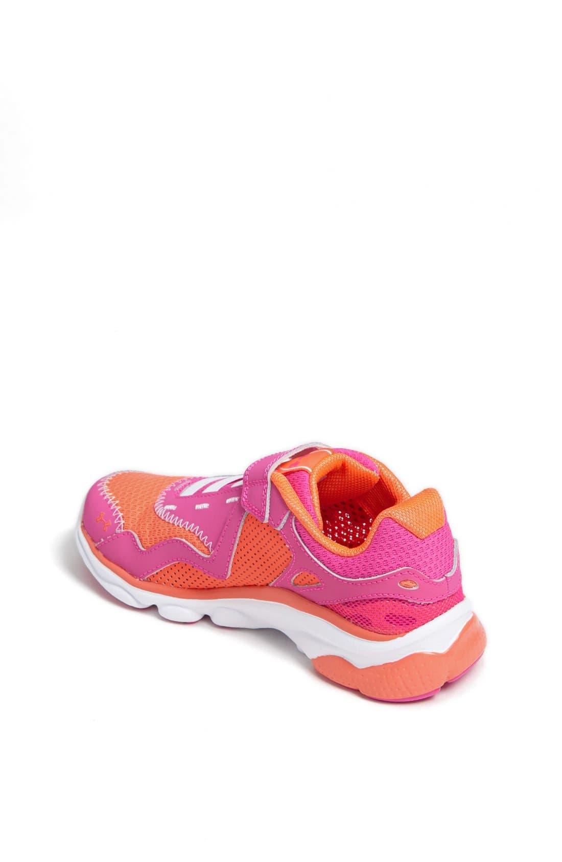 Alternate Image 2  - Under Armour 'Assert III' Athletic Shoe (Baby, Walker, Toddler & Little Kid)