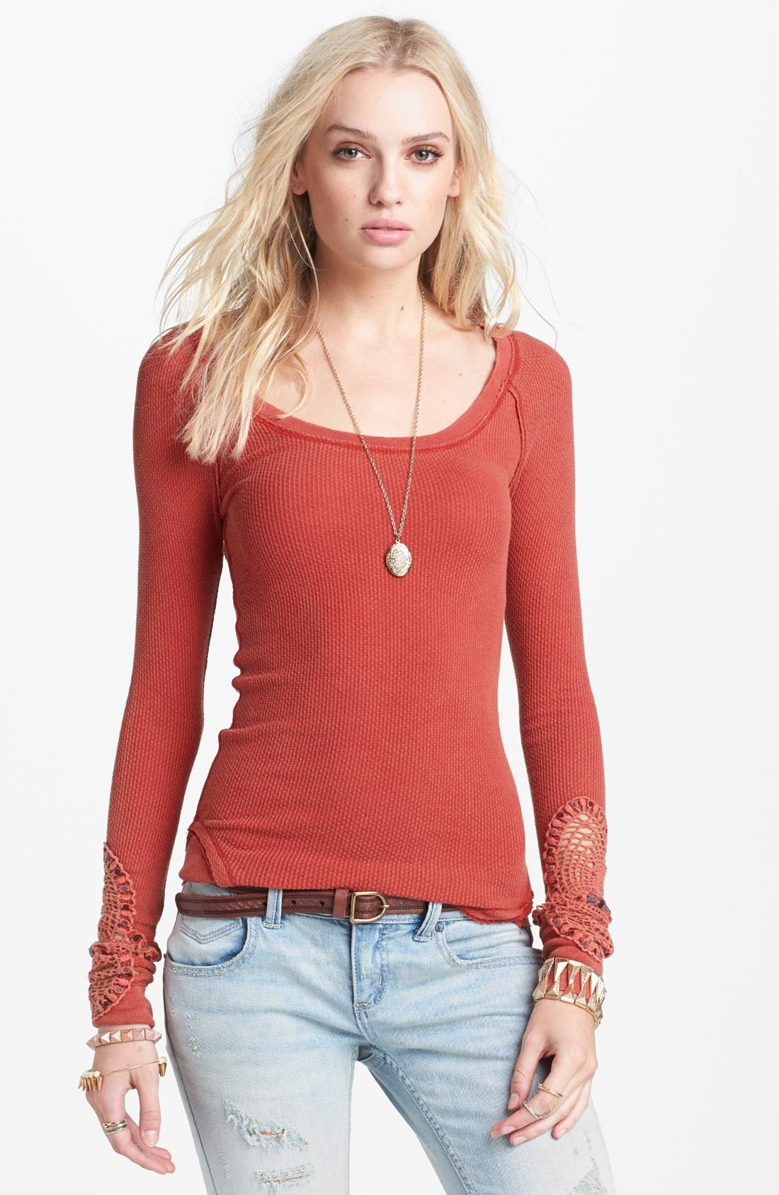 Main Image - Free People 'Synergy' Top