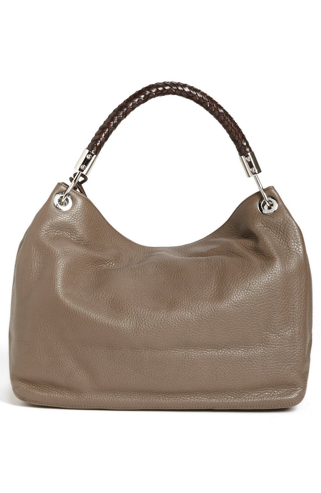 Alternate Image 4  - Michael Kors 'Large Skorpios' Leather Shoulder Bag
