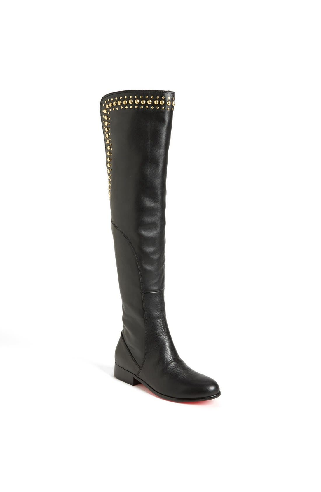 Alternate Image 1 Selected - Betsey Johnson 'Shanah' Over the Knee Boot