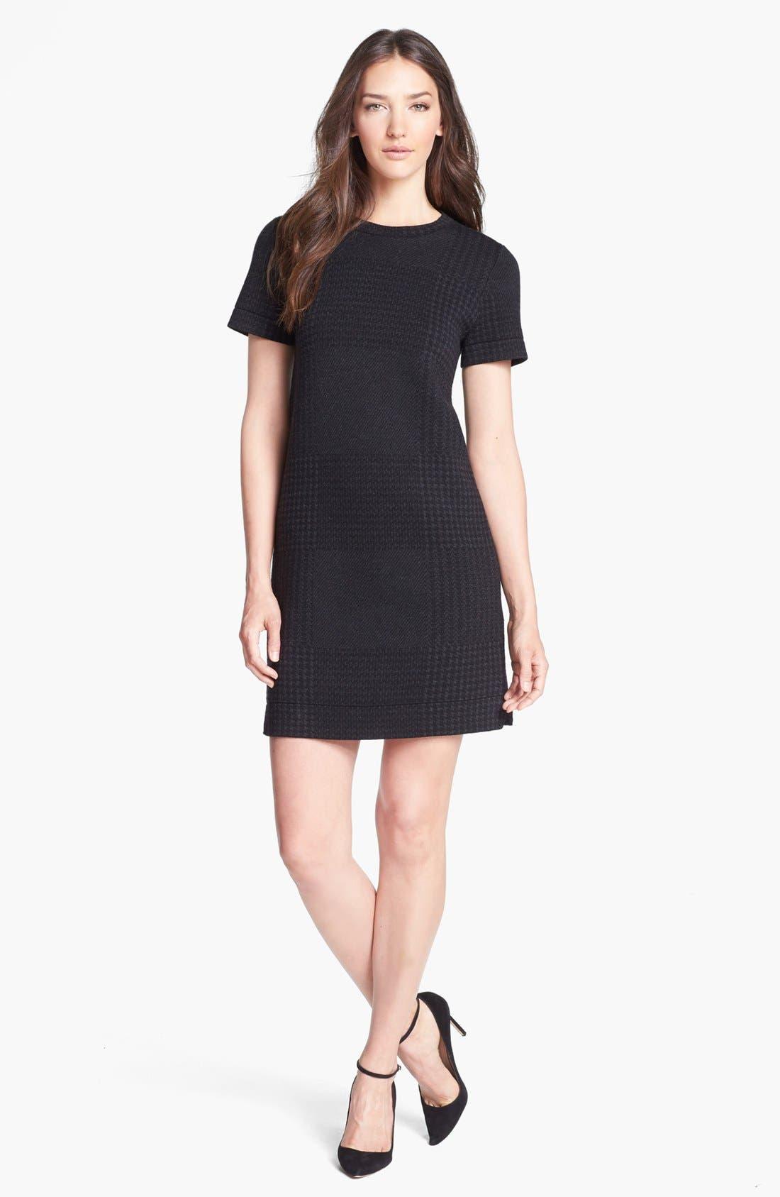 Main Image - Theory 'Darmelle' Wool Blend A-Line Dress