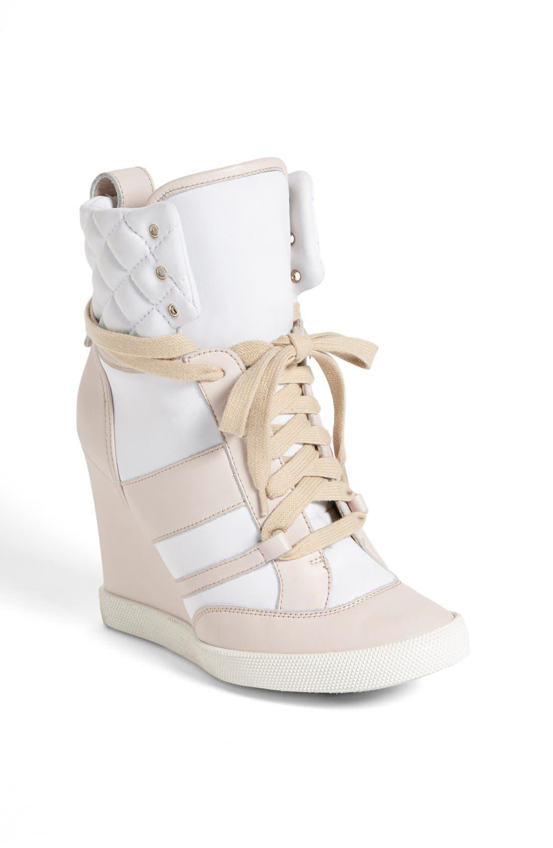 Alternate Image 1 Selected - Chloé 'Kasia' Wedge Sneaker