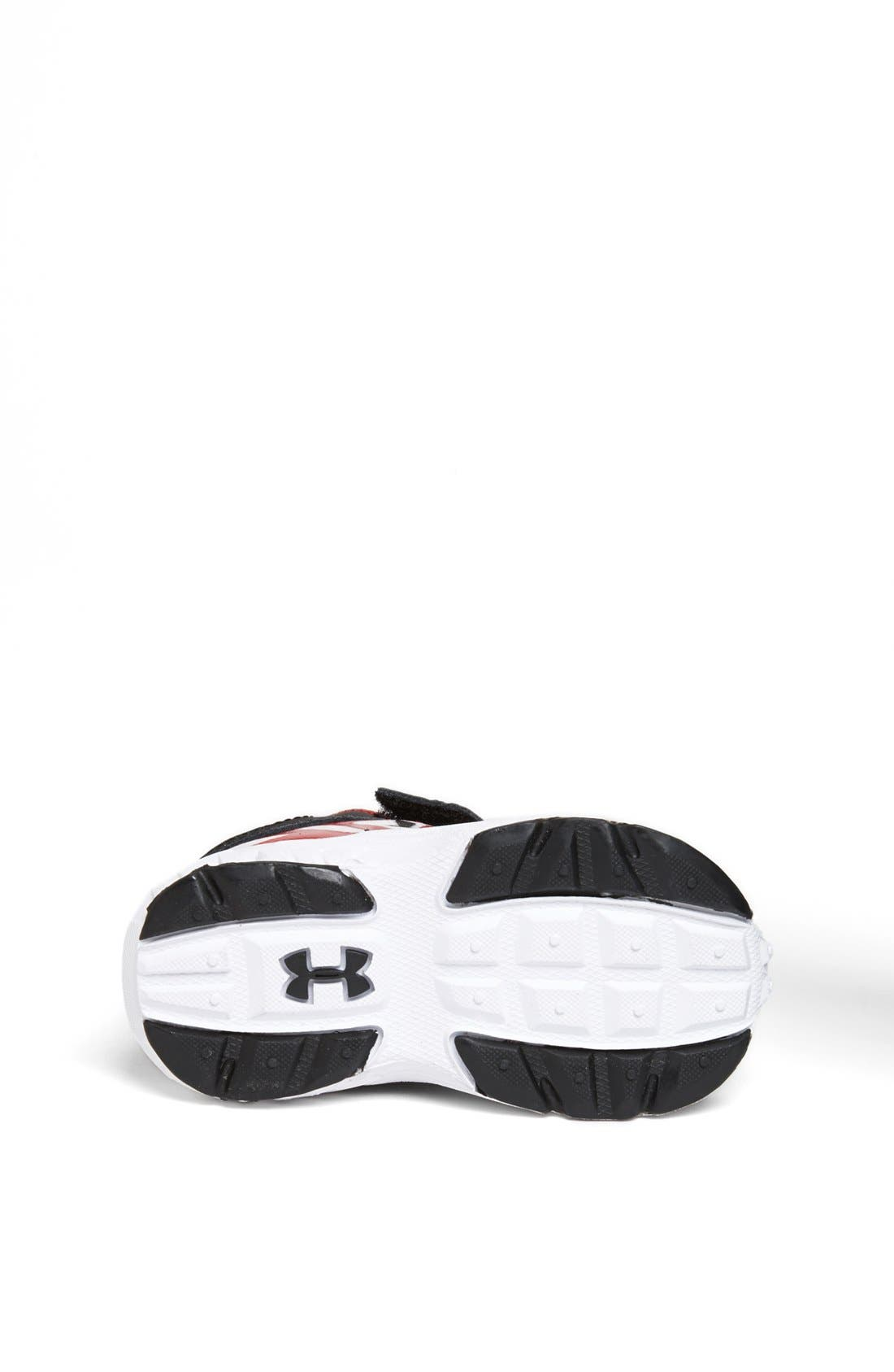 Alternate Image 4  - Under Armour 'Ignite' Sneaker (Baby, Walker & Toddler)