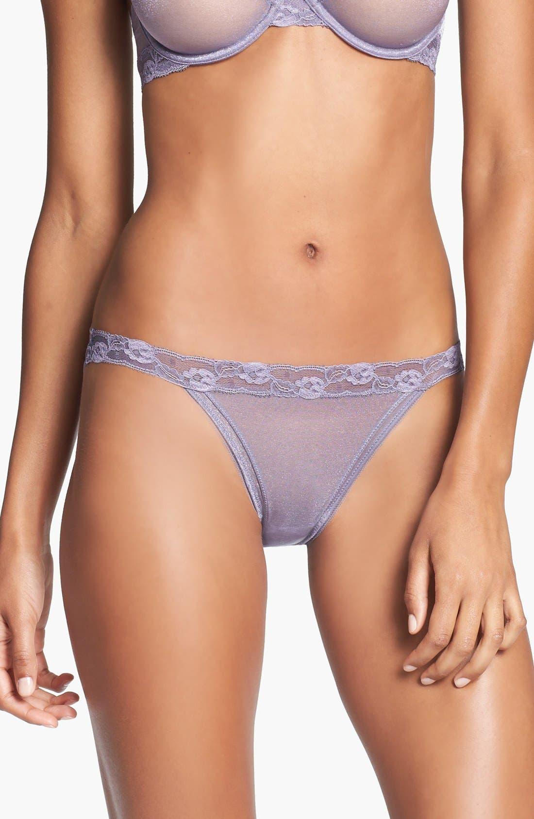Alternate Image 1 Selected - Calvin Klein 'Luster' Bikini