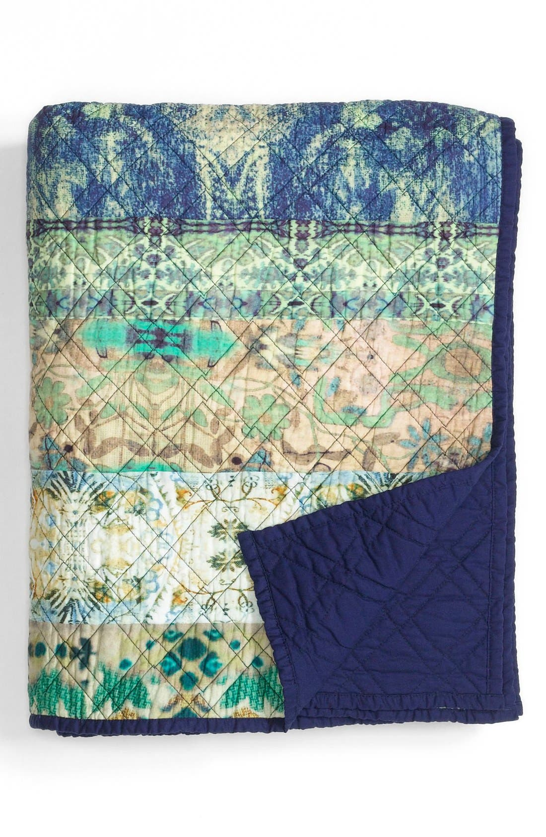 Alternate Image 1 Selected - Poetic Wanderlust 'Bronwyn and Briana' Quilt