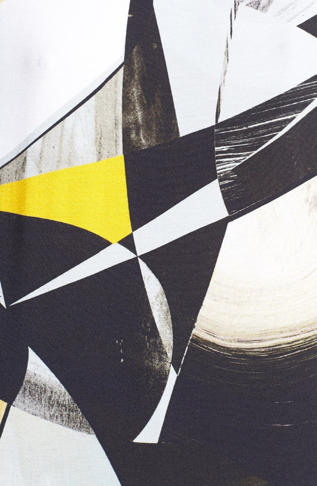 Alternate Image 3  - Helmut Lang Print Jersey Top