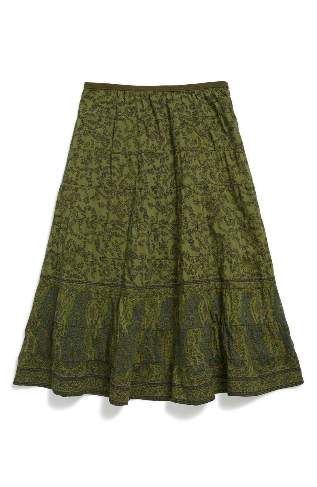 Alternate Image 1 Selected - Peek 'Kira' Skirt (Toddler Girls, Little Girls & Big Girls)