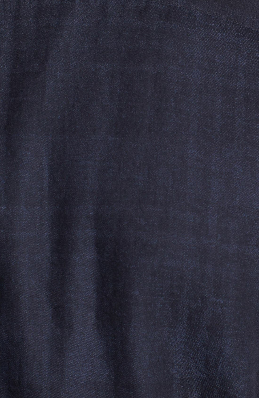 Alternate Image 3  - Theory 'Zack PS Delcro' Trim Fit Sport Shirt