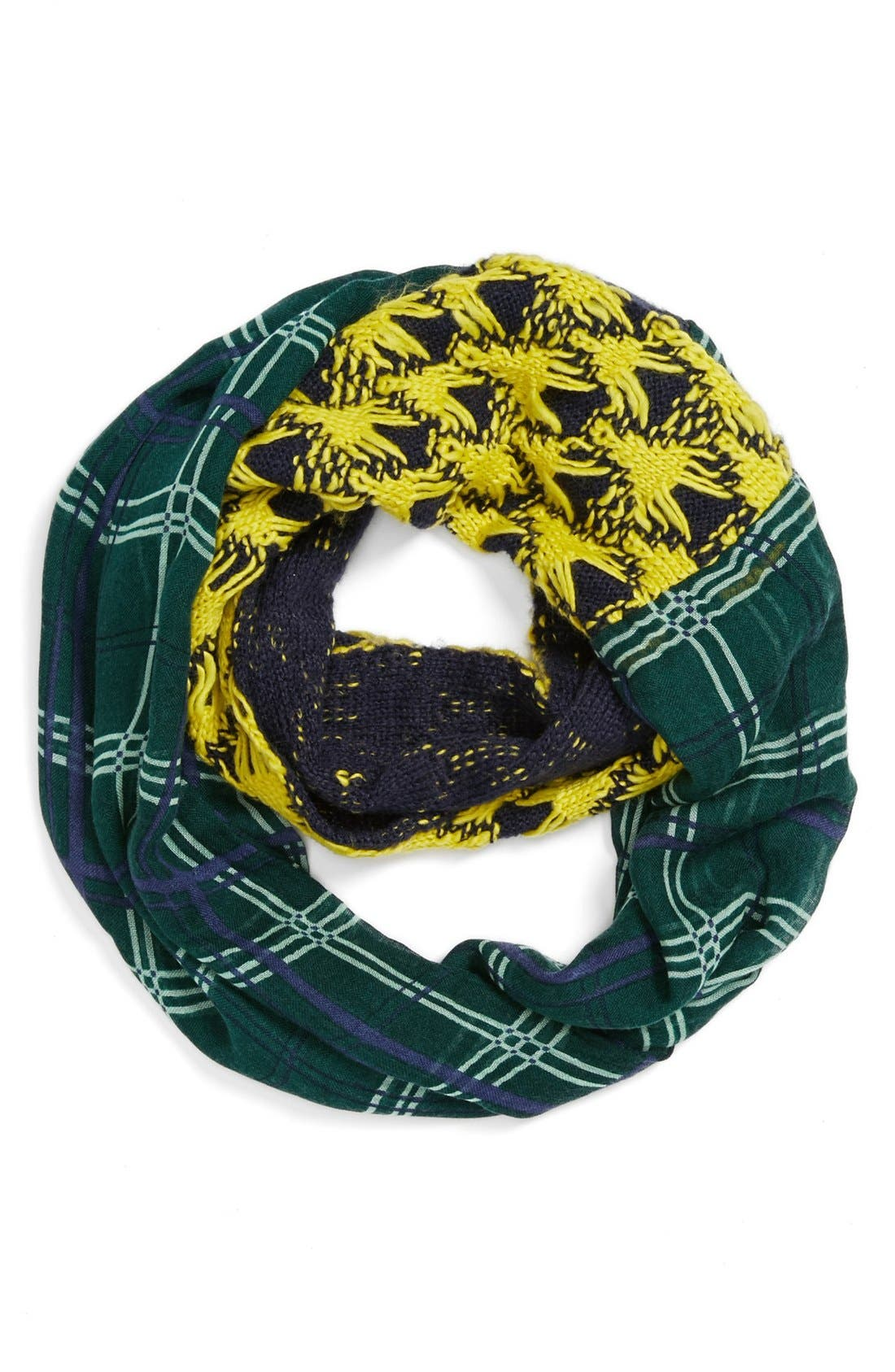 Alternate Image 1 Selected - Collection XIIX Mix Print Infinity Scarf