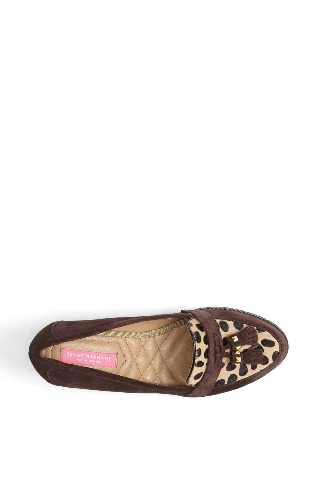 Alternate Image 3  - Isaac Mizrahi New York 'Naples' Loafer Pump