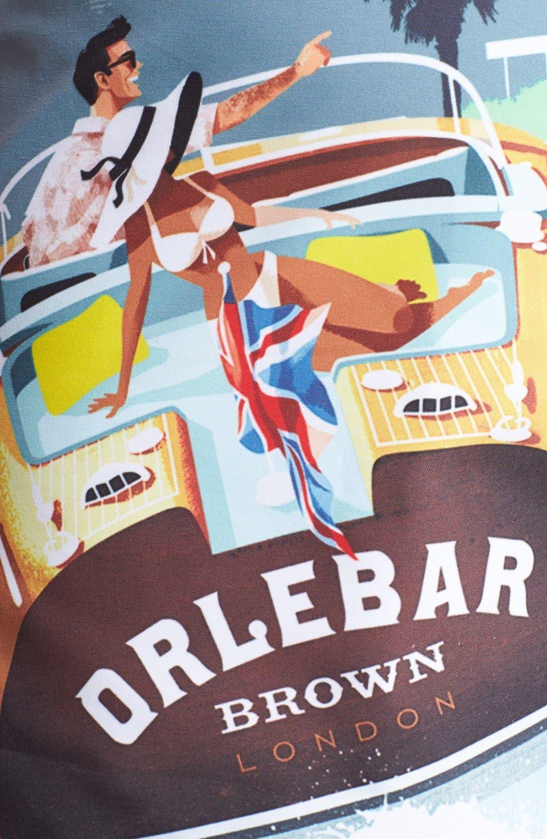 Alternate Image 3  - Orlebar Brown 'Miami Speedboat' Swim Shorts
