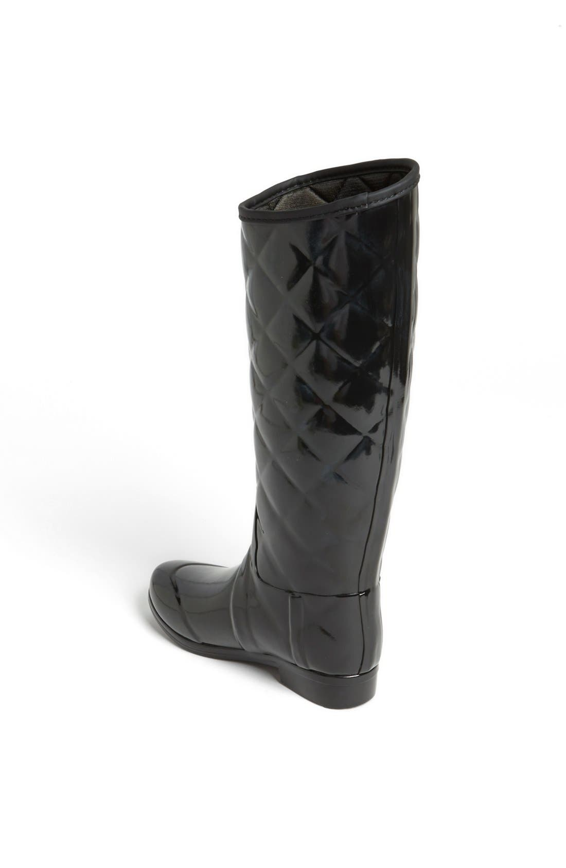 Alternate Image 2  - Hunter 'Sandhurst Savoy' Rain Boot (Women)