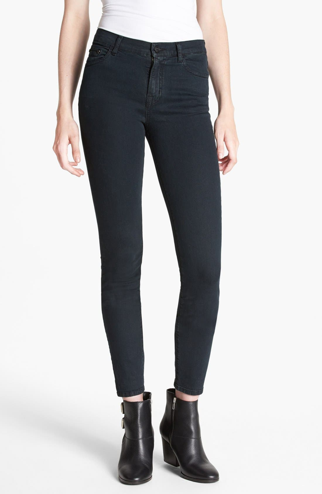 Alternate Image 1 Selected - The Kooples Skinny Stretch Jeans