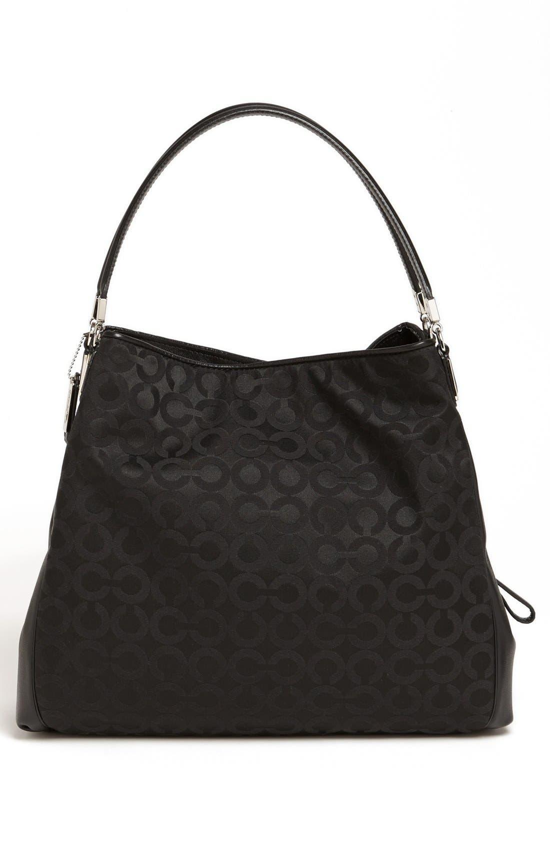 Alternate Image 4  - COACH 'Madison - Phoebe' Leather Shoulder Bag