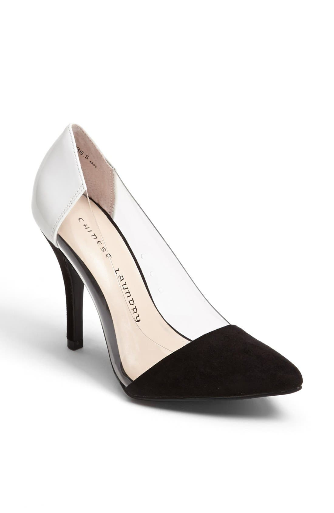 Alternate Image 1 Selected - Chinese Laundry 'Serendipity' Pump