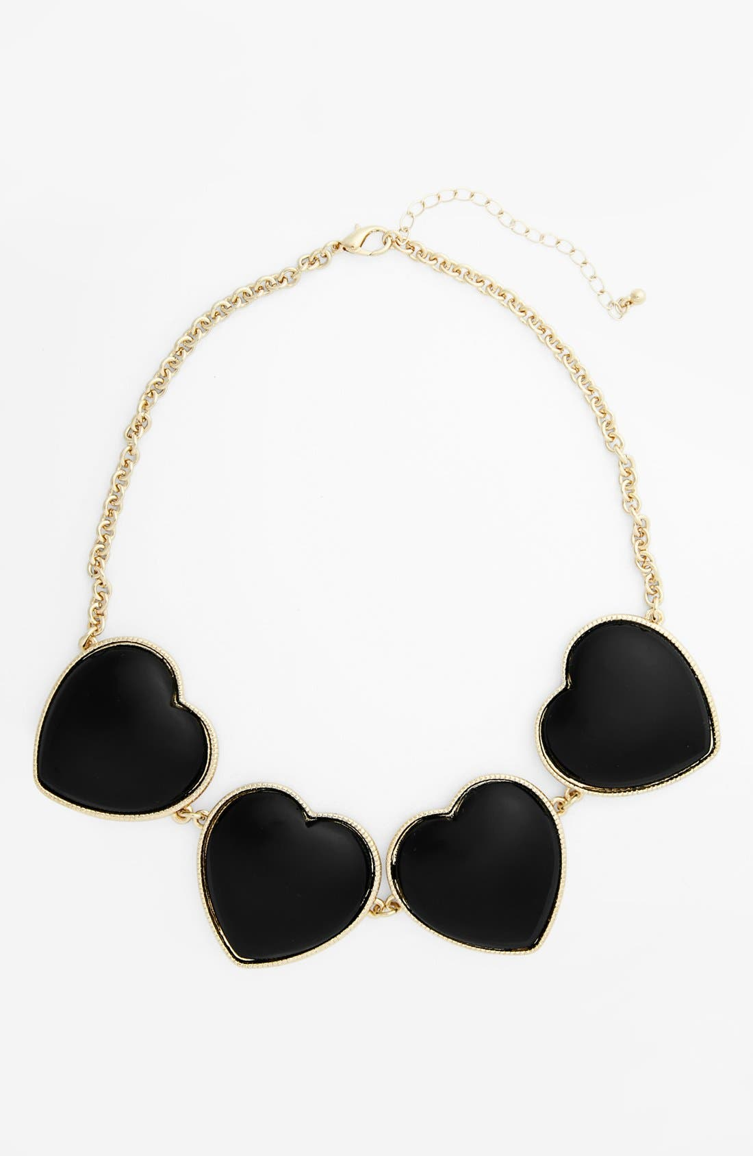 Alternate Image 1 Selected - BP. Statement Necklace (Juniors)