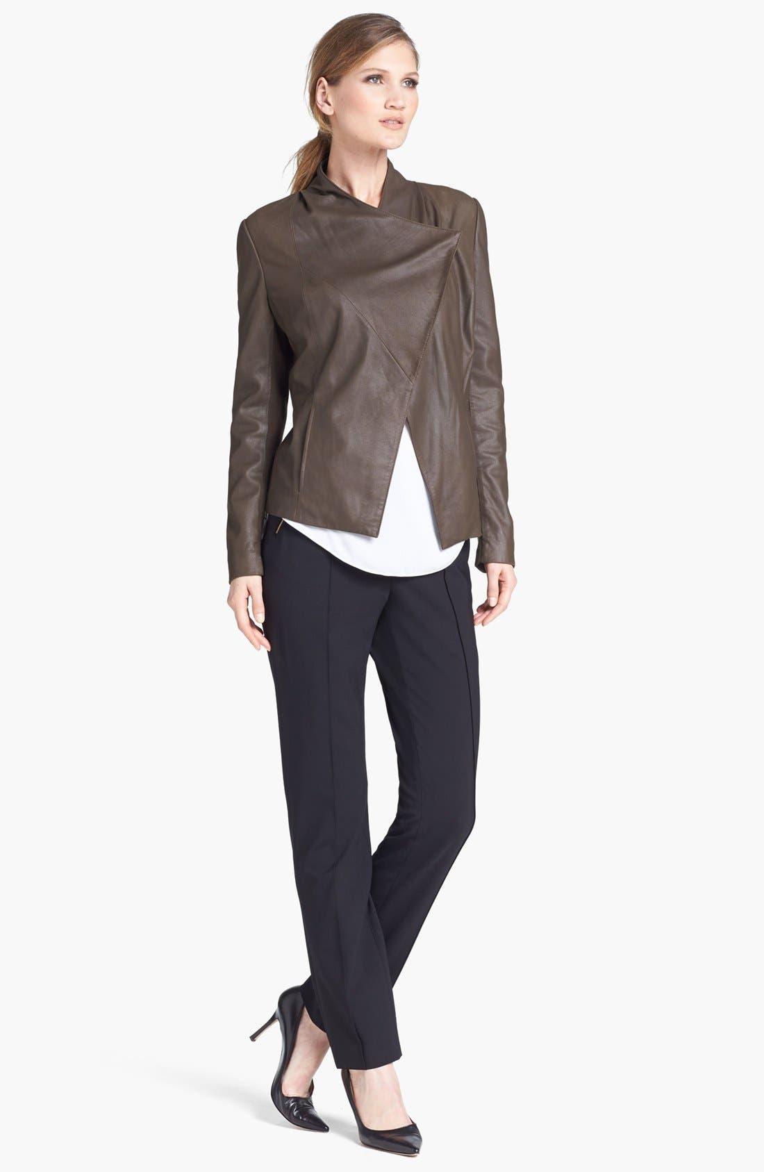 Alternate Image 3  - Rachel Roy Zip Pocket Trousers