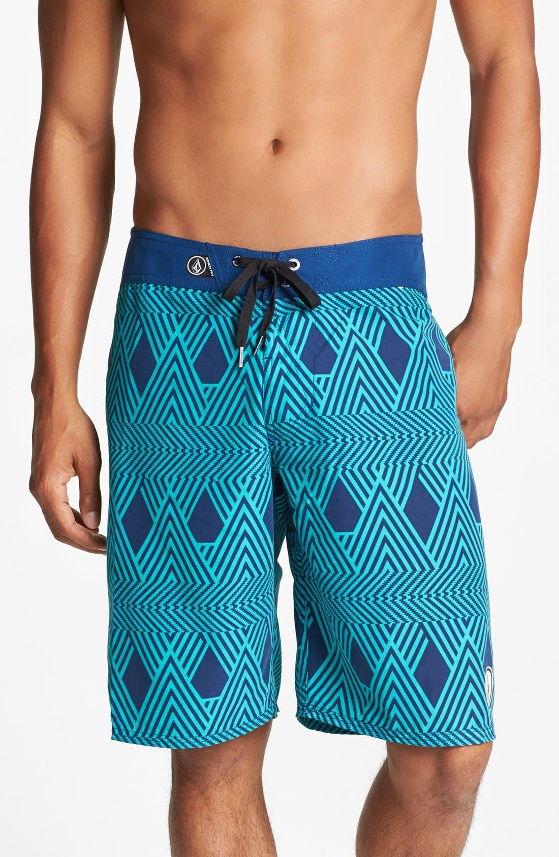 Main Image - Volcom '45th St.' Board Shorts
