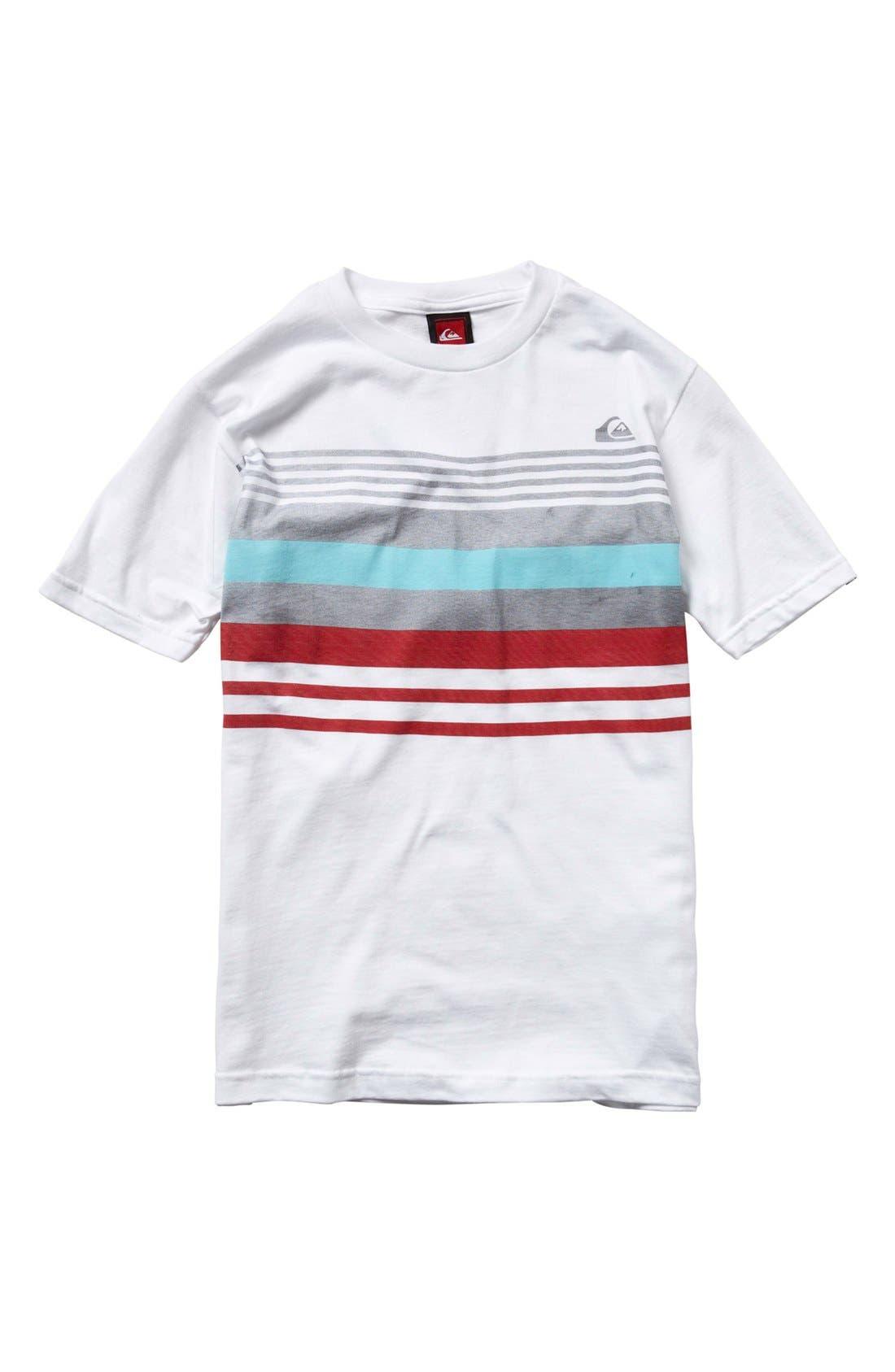 Main Image - Quiksilver 'OC Coastal' T-Shirt (Little Boys)