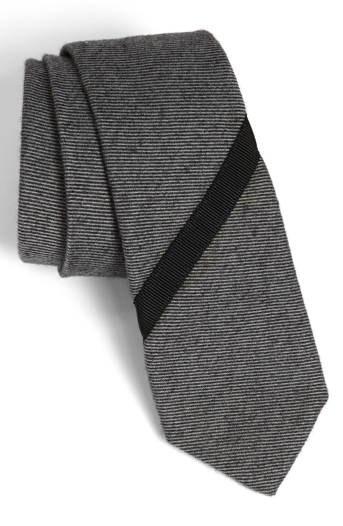 Alternate Image 1 Selected - rag & bone Woven Tie