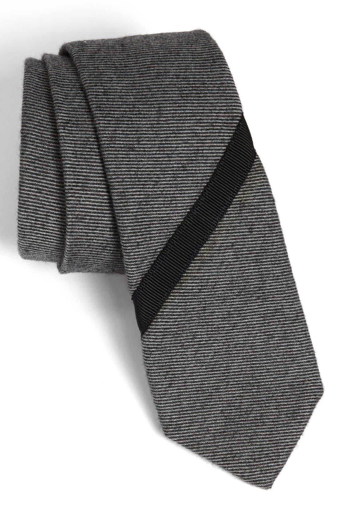 Main Image - rag & bone Woven Tie
