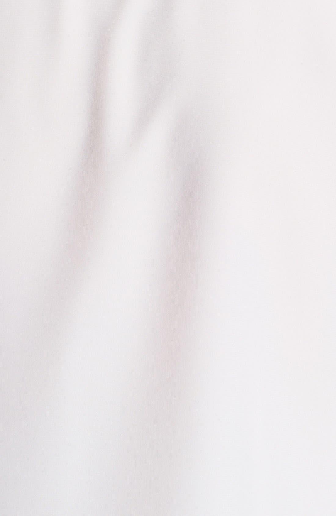 Alternate Image 3  - Trouvé Tonal Hem Zip Front Top