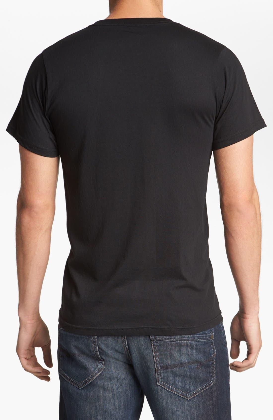 Alternate Image 2  - Horses Cut Shop 'Slim's Last Chance' T-Shirt