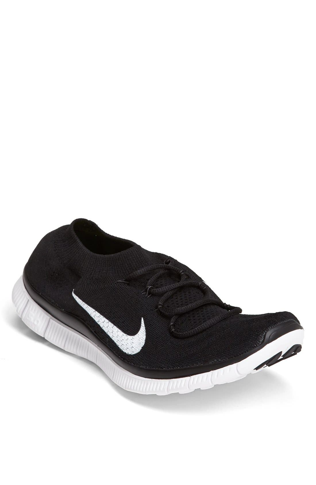 Main Image - Nike 'Free Flyknit+' Running Shoe (Men)