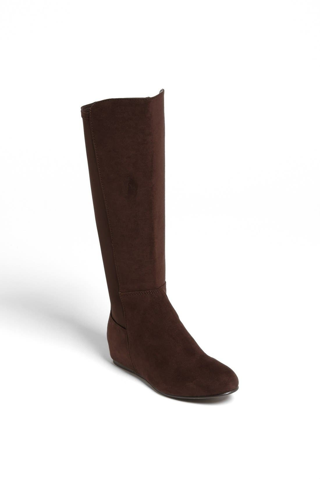 Alternate Image 1 Selected - Stuart Weitzman 'Mainline' Boot (Little Kid & Big Kid)