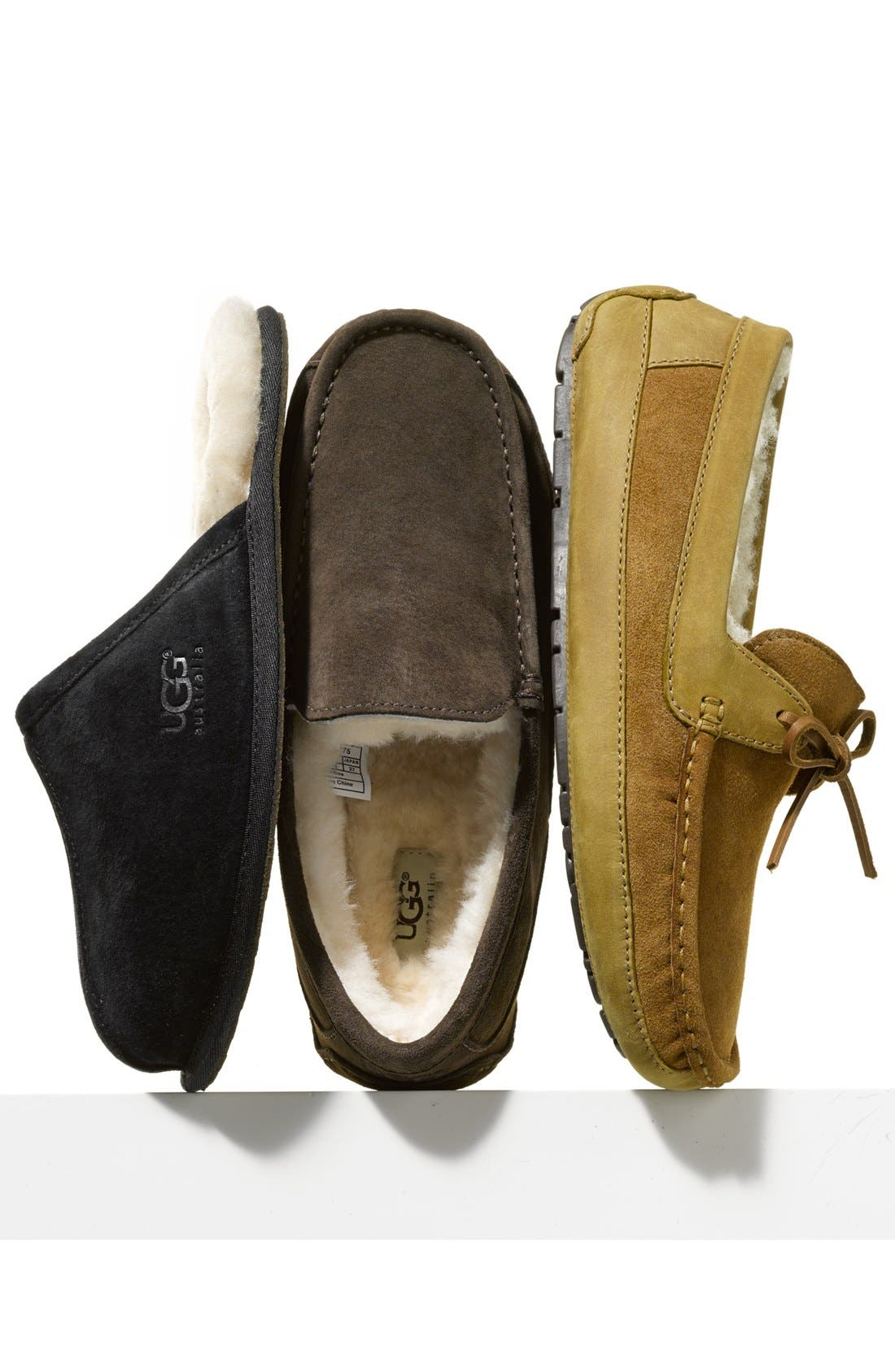 Alternate Image 2  - UGG® 'Byron' Slipper (Men)