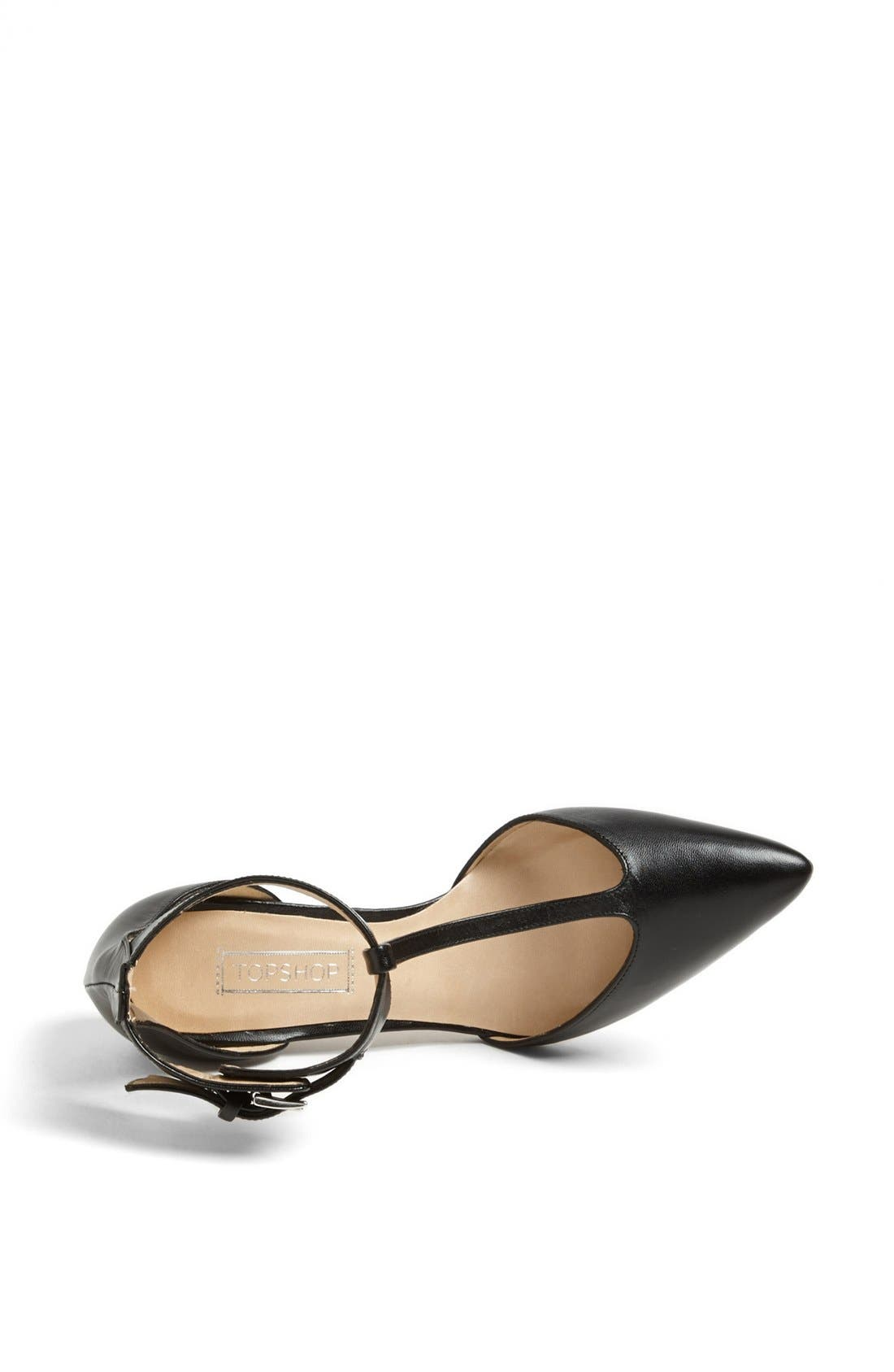 Alternate Image 3  - Topshop 'Goslin' Pump