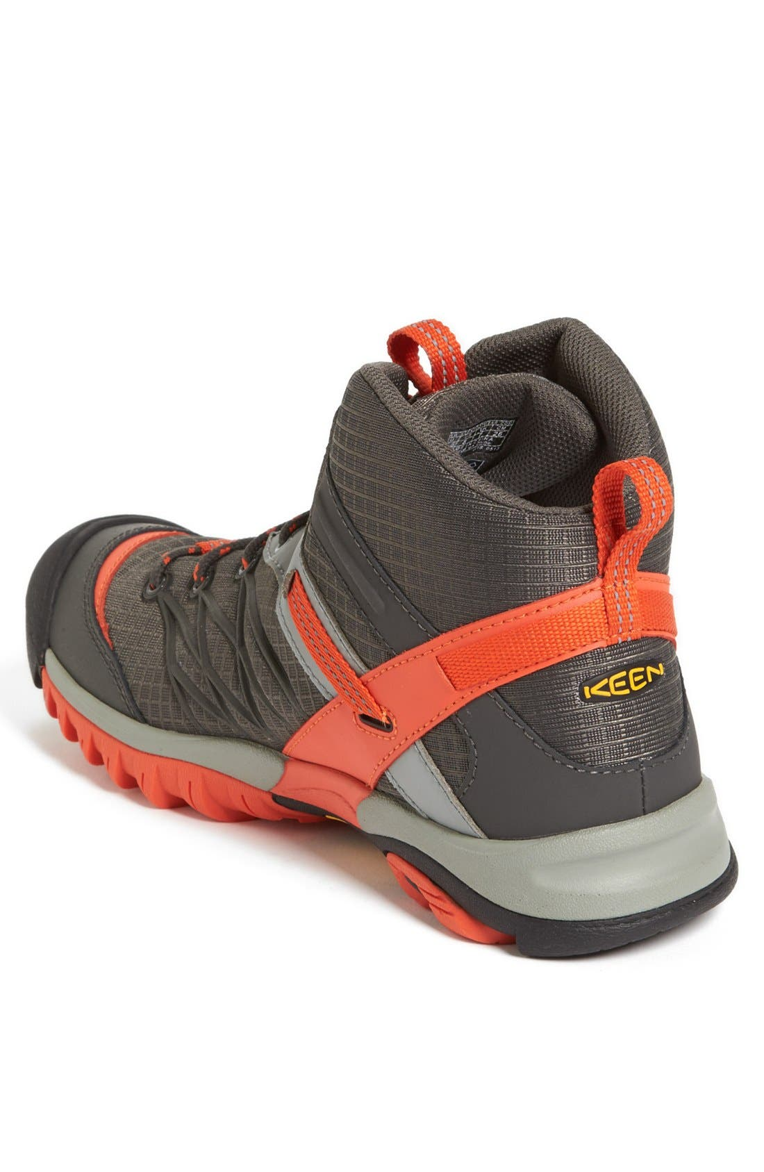 Alternate Image 2  - Keen 'Marshall Mid WP' Hiking Boot (Men)