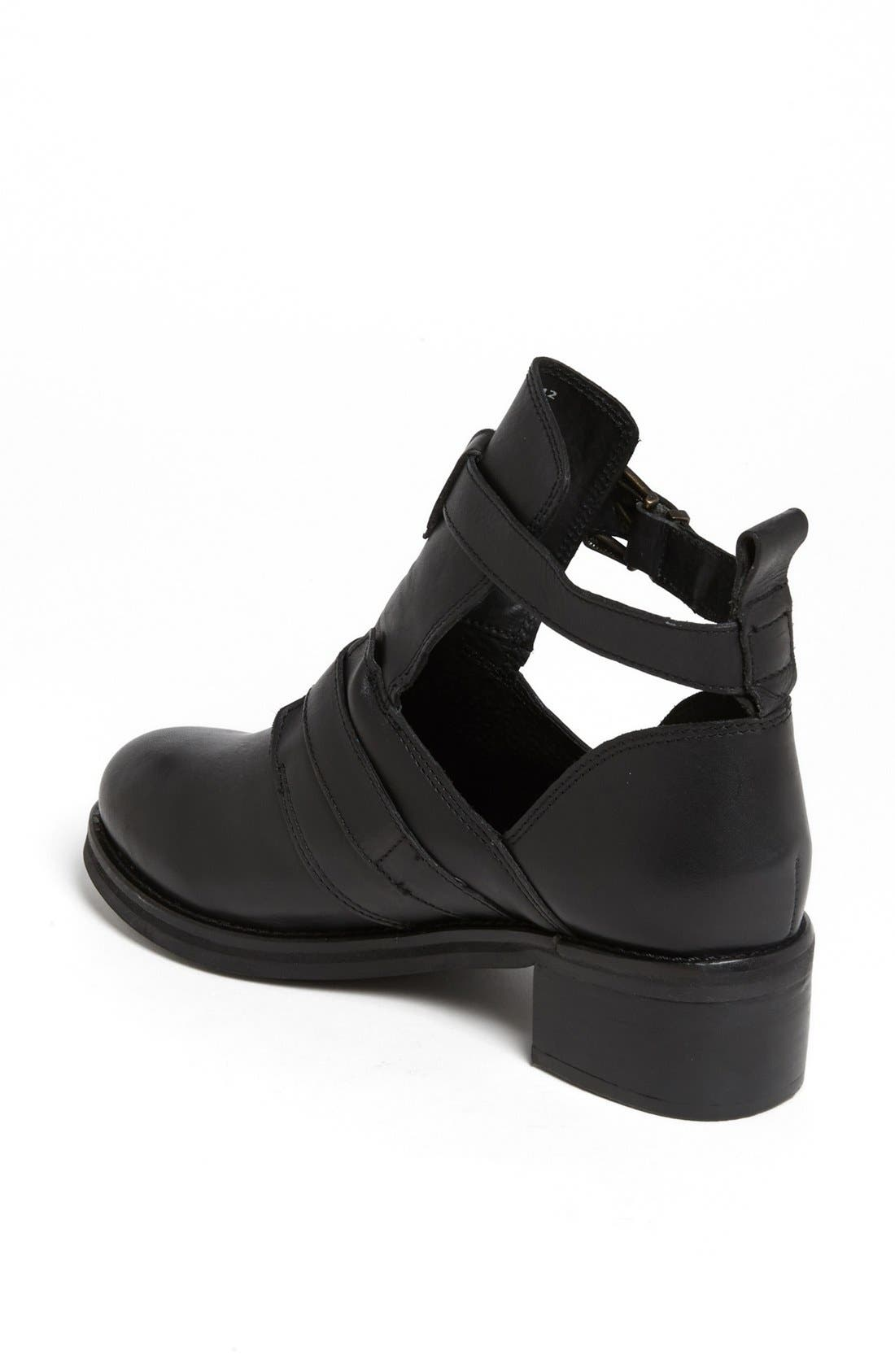 Alternate Image 2  - Topshop 'Arabel 2' Cutout Boot