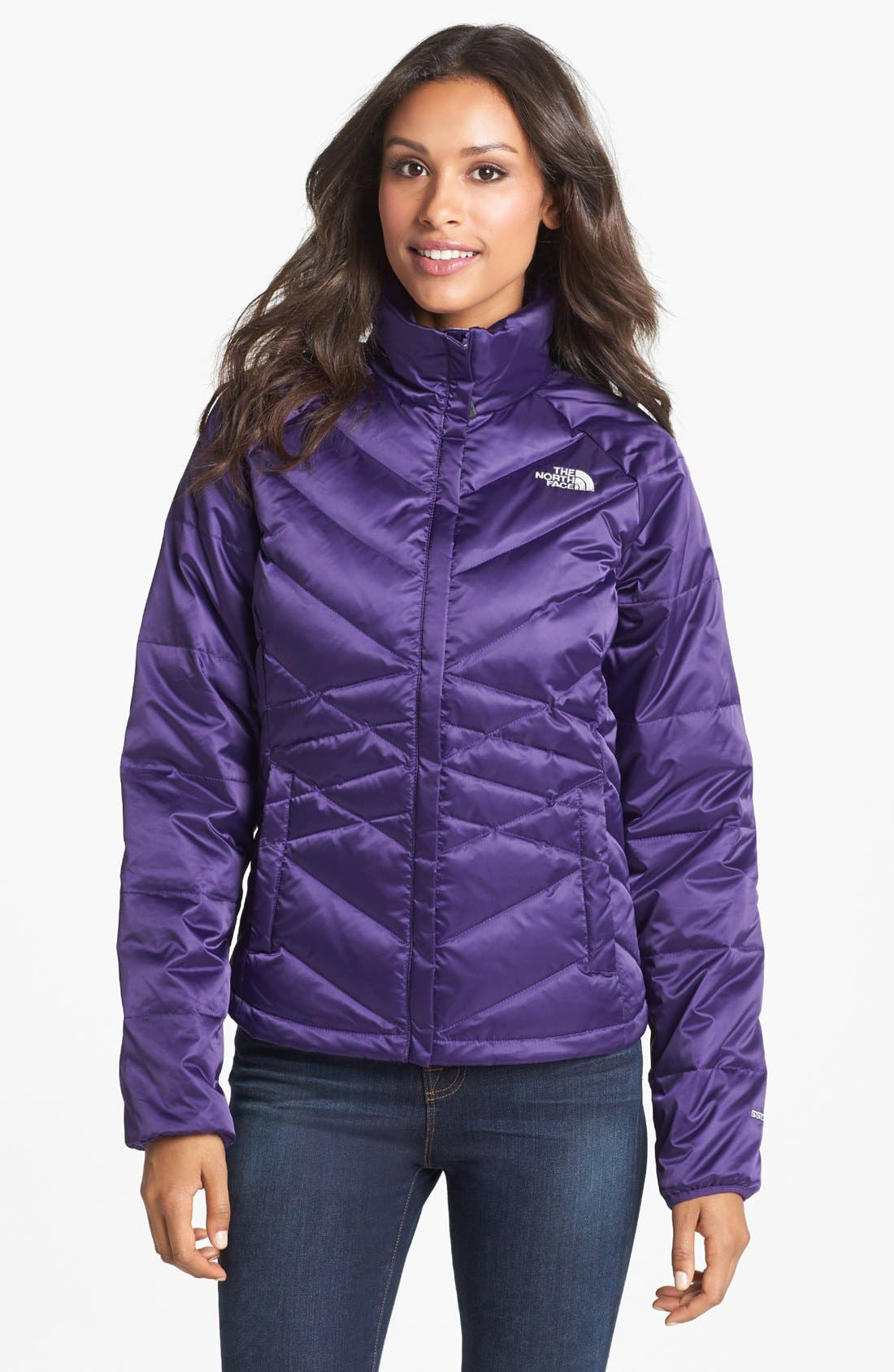 Alternate Image 1 Selected - The North Face 'Aconcagua' Down Jacket