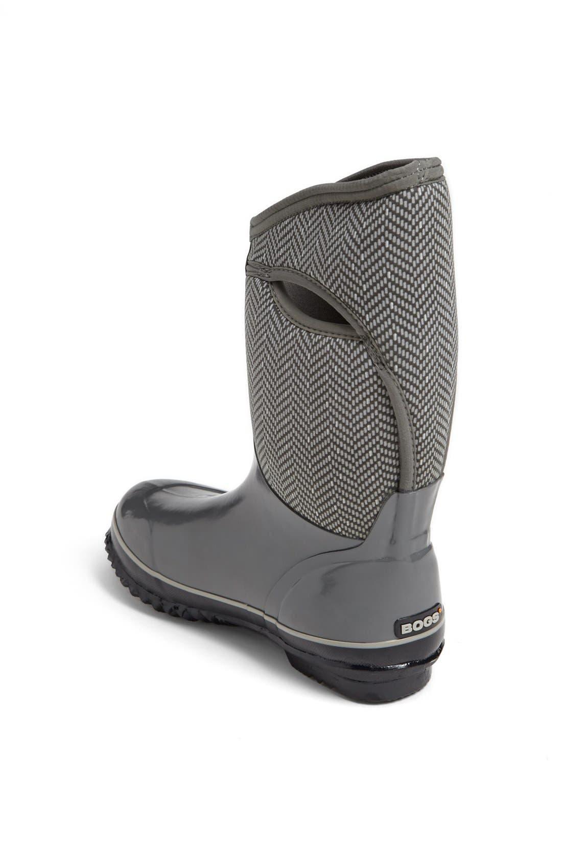 Alternate Image 2  - Bogs Footwear 'Plimsoll' Boot (Little Kid & Big Kid)