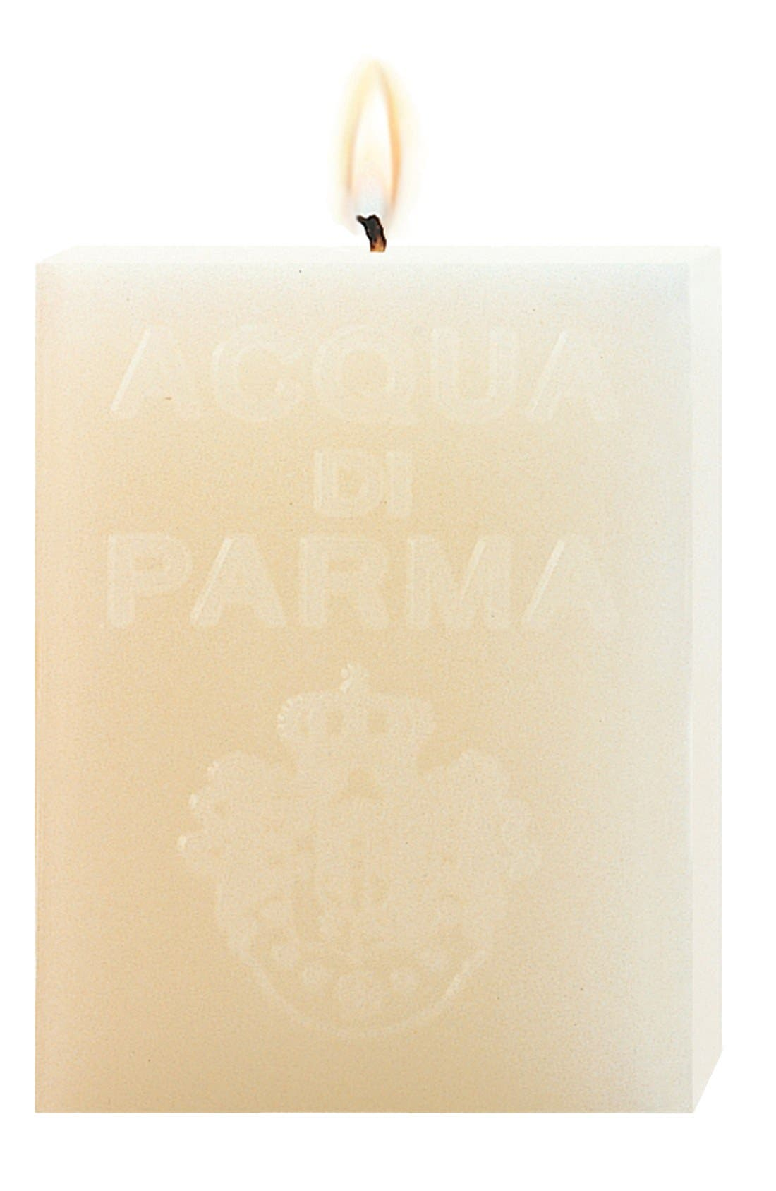 Main Image - Acqua di Parma 'White Clove' Cube Candle